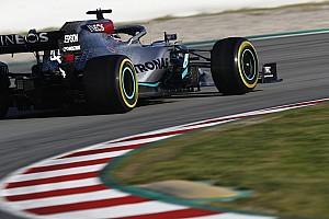 Mercedes wisselt motor na problemen op donderdag