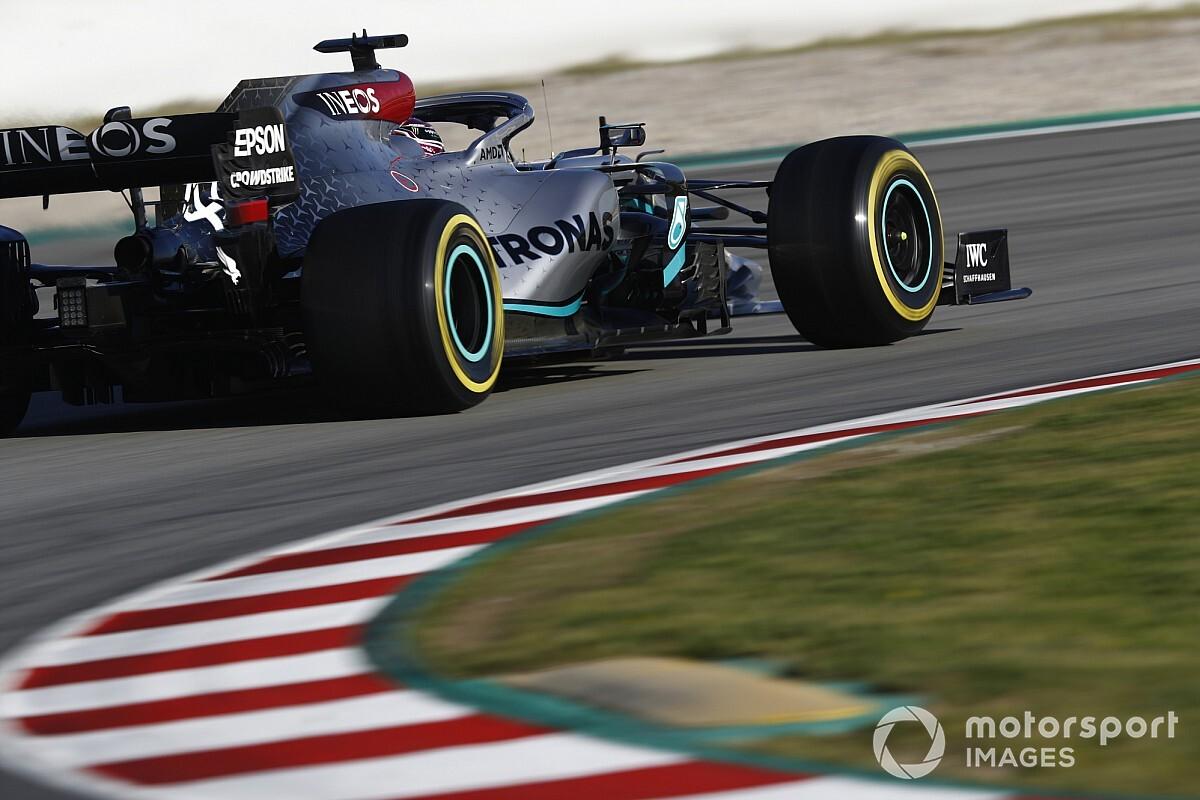 Waarom Mercedes invoering van aero-testhandicap wél steunde
