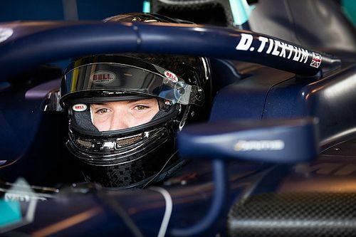 Dan Ticktum rejoint Williams