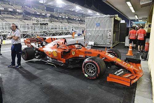 Ferrari twijfelt aan discrepantie brandstofmeting Abu Dhabi