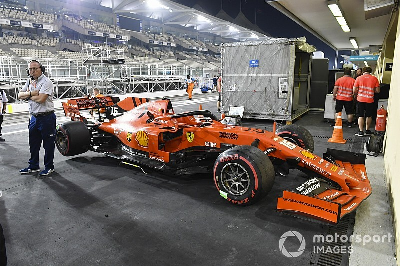 Ferrari doubts there was fuel discrepancy in Abu Dhabi