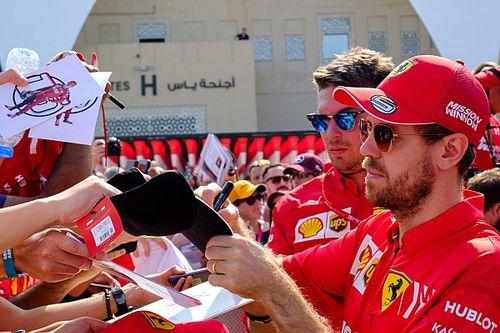 Decyzja należy do Vettela