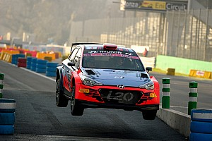 Monza Rally Show, PS3: Sordo emerge nel traffico