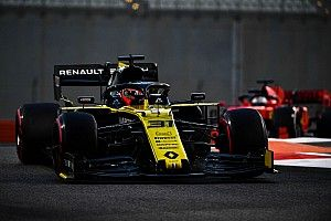 Abu Dhabi F1 testing: Best images from Day 1