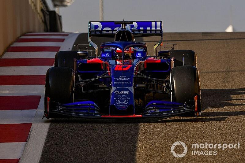 """Tost stelt doel voor Toro Rosso: """"Vijfde plek in 2020 mogelijk"""""""