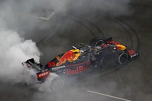 Verstappen a bouclé la meilleure saison de sa carrière