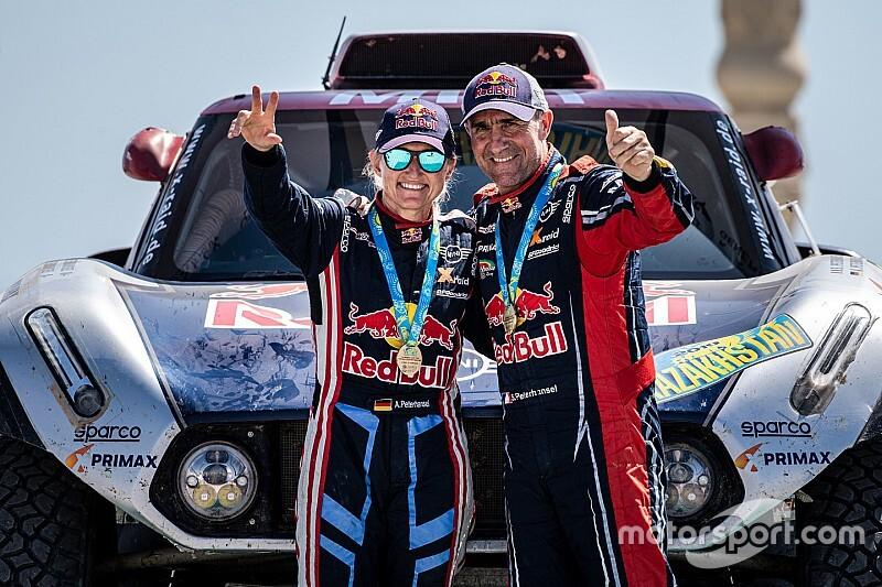 Peterhansel abandons plans to contest Dakar with wife