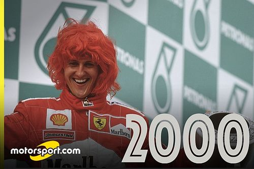 Galéria: A 2000-es évek F1-es világbajnokai