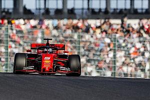 Vettel voit le spectre de la suspension s'éloigner