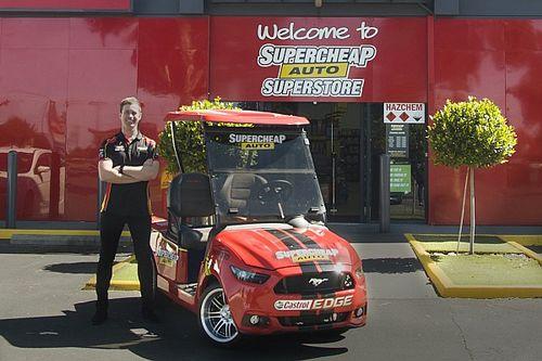 Le Brocq to race Supercheap Mustang