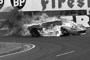 Ford против Ferrari: лучшие фотографии с легендарных «Ле-Манов»
