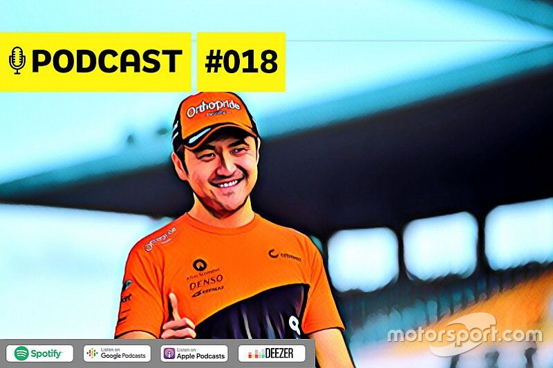 Podcast #018 – Rafael Suzuki comenta desclassificação de Maurício e Toyota na Stock Car