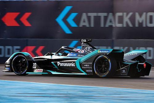 Эванс взял поул этапа Формулы E в Сантьяго