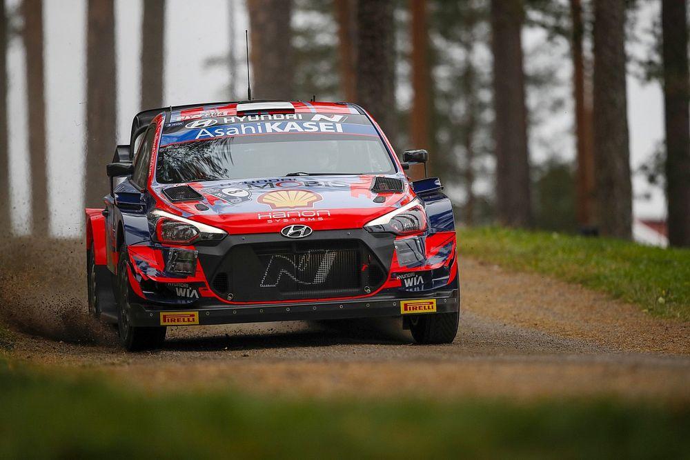 WRC, Rally Finlandia, PS11: Tanak vince e si avvicina a Breen