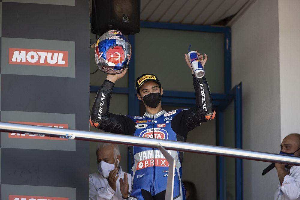 Toprak, MotoGP testine katılacak ancak 2023'e kadar WSBK'da kalacak