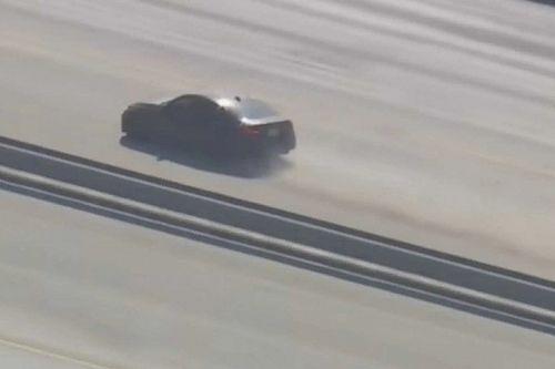 Egy BMW-s 257 km/órás sebességgel menekült a rendőrök elől