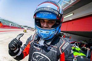 Carrera Cup: weekend positivo per Giardelli ad Imola
