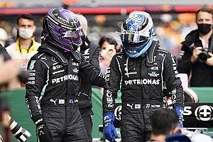 Hamilton es el más veloz, pero la pole se la lleva Bottas en Turquía