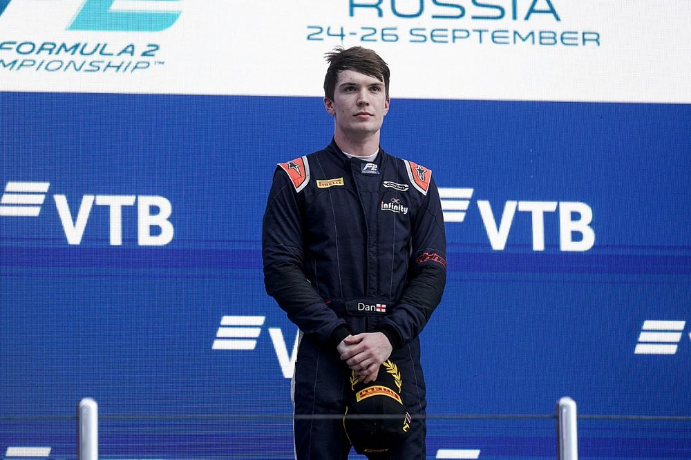 """Ticktum: """"Formula 1 için yeterince hızlı ve yetenekliyim"""""""