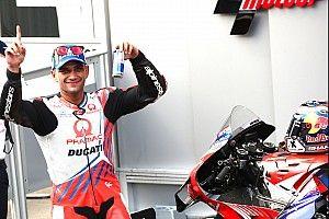 """Jorge Martín encore en pole : """"4 ou 5 pilotes peuvent gagner demain"""""""