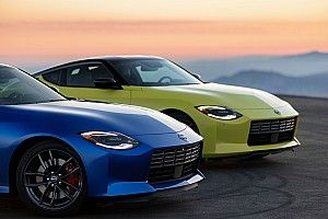 Nissan reveals new 'Z' as SUPER GT model change looms
