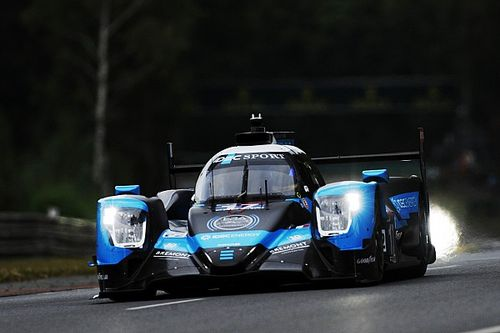 IDEC Sport withdraws #17 LMP2 entry after Le Mans practice shunt