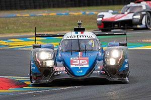 24h Le Mans, Libere 3: squillo Alpine, volano le Porsche
