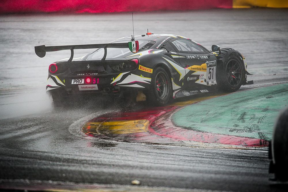 Spa 24 Hours: #51 Iron Lynx Ferrari leads after six hours