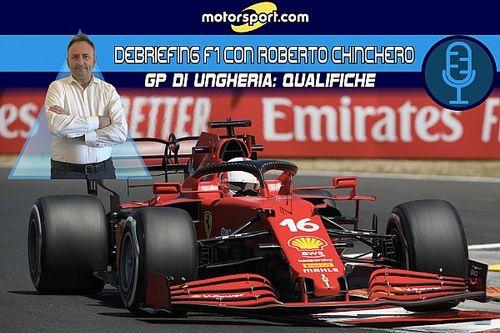 """Chinchero: """"McLaren davanti? Non darei per spacciata la Ferrari"""""""