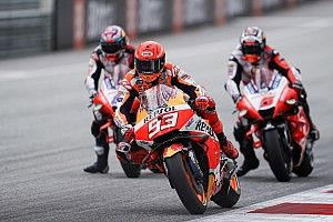 Honda: Marquez lassan visszaszerzi a legjobb formáját