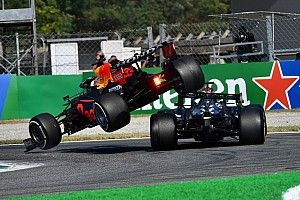 "Horner: Verstappen and Hamilton Italian GP crash a ""racing incident"""