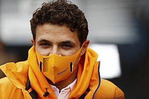 Norris ha sido declarado apto para correr el GP de Bélgica
