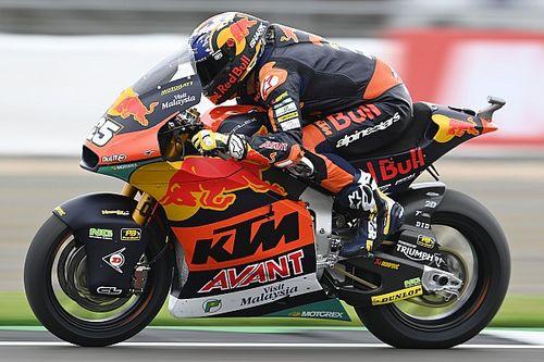 Moto2, Misano, Libere 3: brillano i due Fernandez, Raul davanti ad Augusto