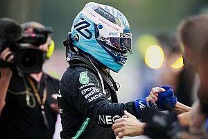بوتاس يتفوّق على هاميلتون لينطلق أوّلًا في سباق التصفيات القصير في مونزا