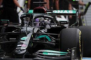 Hamilton najlepszy podczas treningu, dobre tempo Kubicy