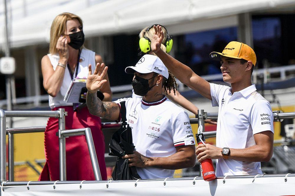 Norris javított a legtöbbet tavalyhoz képest a Forma-1-ben, a negatív rekord a Mercedesé