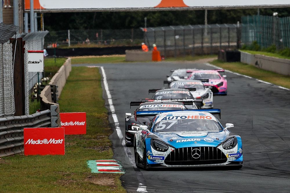 Van der Linde: Mercedes DTM drivers played 'games' at Zolder