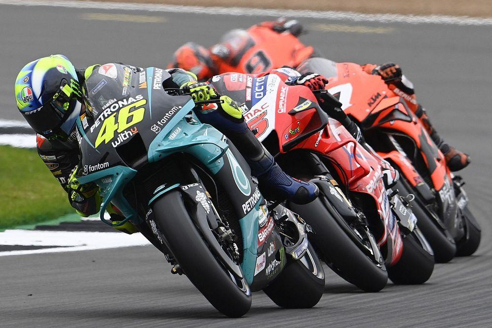Rossi vuelve a Motorland tras la doble ausencia por COVID en 2020
