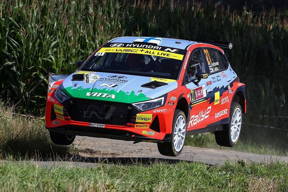 Huttunen i Lukka wygrywają WRC 2 po thrillerze