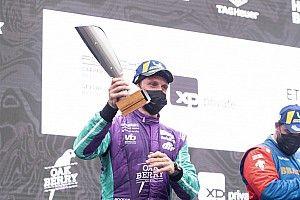 Porsche Cup: Georgios Frangulis conquista pódio em Curitiba pela Carrera