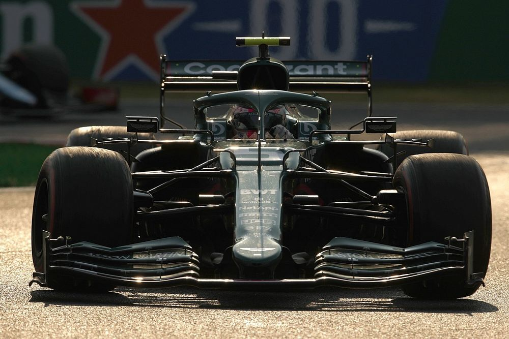 F1: Vettel comenta sobre projeto de longo prazo da Aston Martin