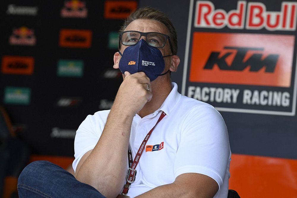 Pit Beirer Akui KTM Tak Memiliki Kecepatan