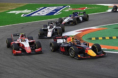 F2 Monza: Daruvala se reencuentra con la victoria