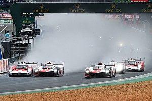 لومان 24 ساعة: تويوتا رقم 7 تتصدر السباق بعد الساعة الأولى الدراماتيكية
