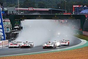Le Mans, 2a Ora: Toyota prime, ma fra caos e brividi