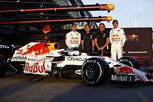 F1-update: Verstappen met witte Honda in voetsporen van vader Jos