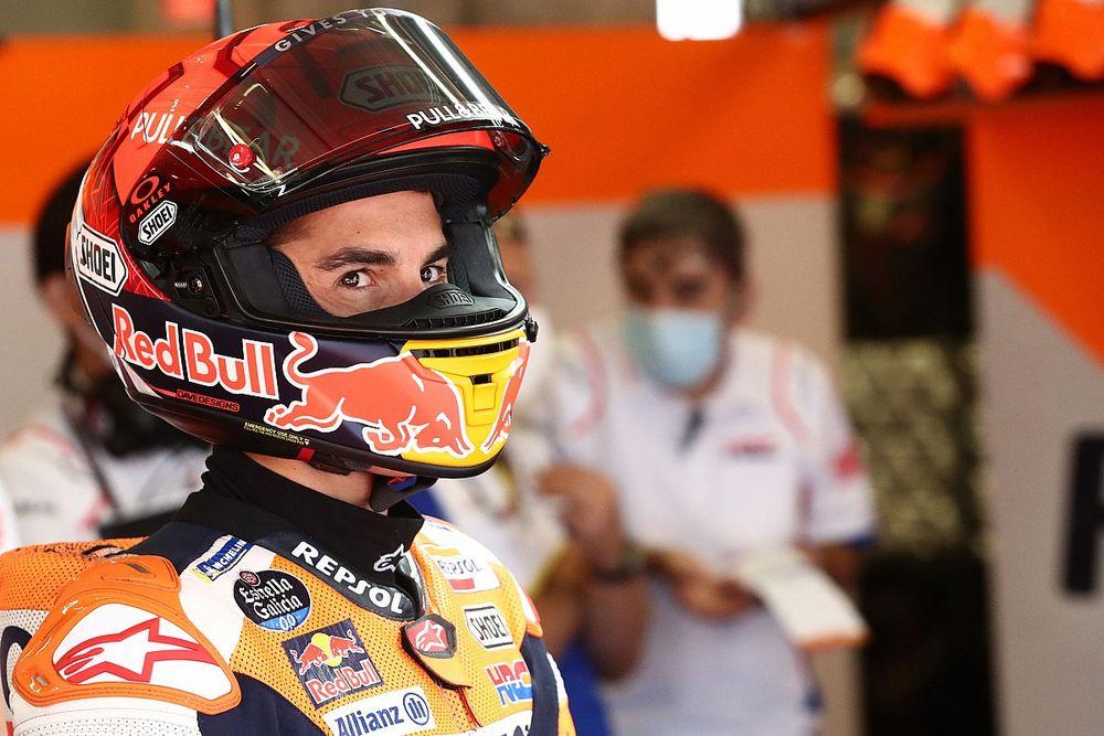 MotoGP: Márquez não considera ter condições para disputar o top 5