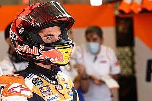 Bien qualifié, Márquez s'estime hors de la lutte pour le top 5 en course