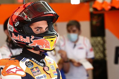 Marquez: Pre-injury me could fight for MotoGP title on 2021 Honda