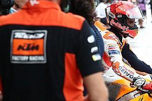 """Marquez: """"Wil weer de oude worden, maar kan niet beloven dat het lukt"""""""
